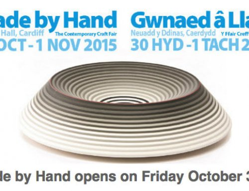 Made by Hand – Cardiff City Hall